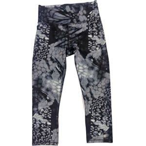 Champin Butterfly Performance Athletic Leggings